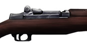 M1 Garand - Digital Illustration Image